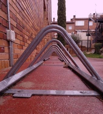 """""""Perspectiva de triángulos"""" - Alba Marco 4º C"""