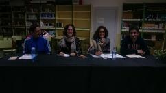 Ttribunal de Andrea Puente. Juan Carlos, Alicia, Elena y Jaime