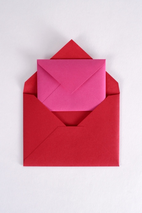 2 envelopes