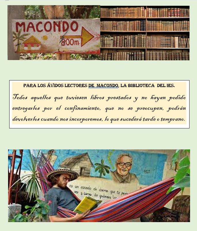 Biblioteca Macondo